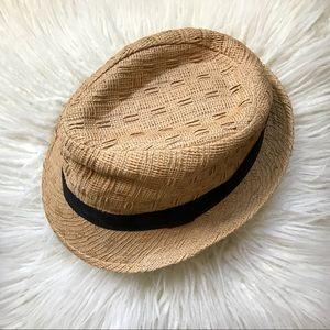 FOREVER 21 Fedora Straw Hat